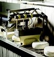Remove varnish from your food plant equipment without stopping production